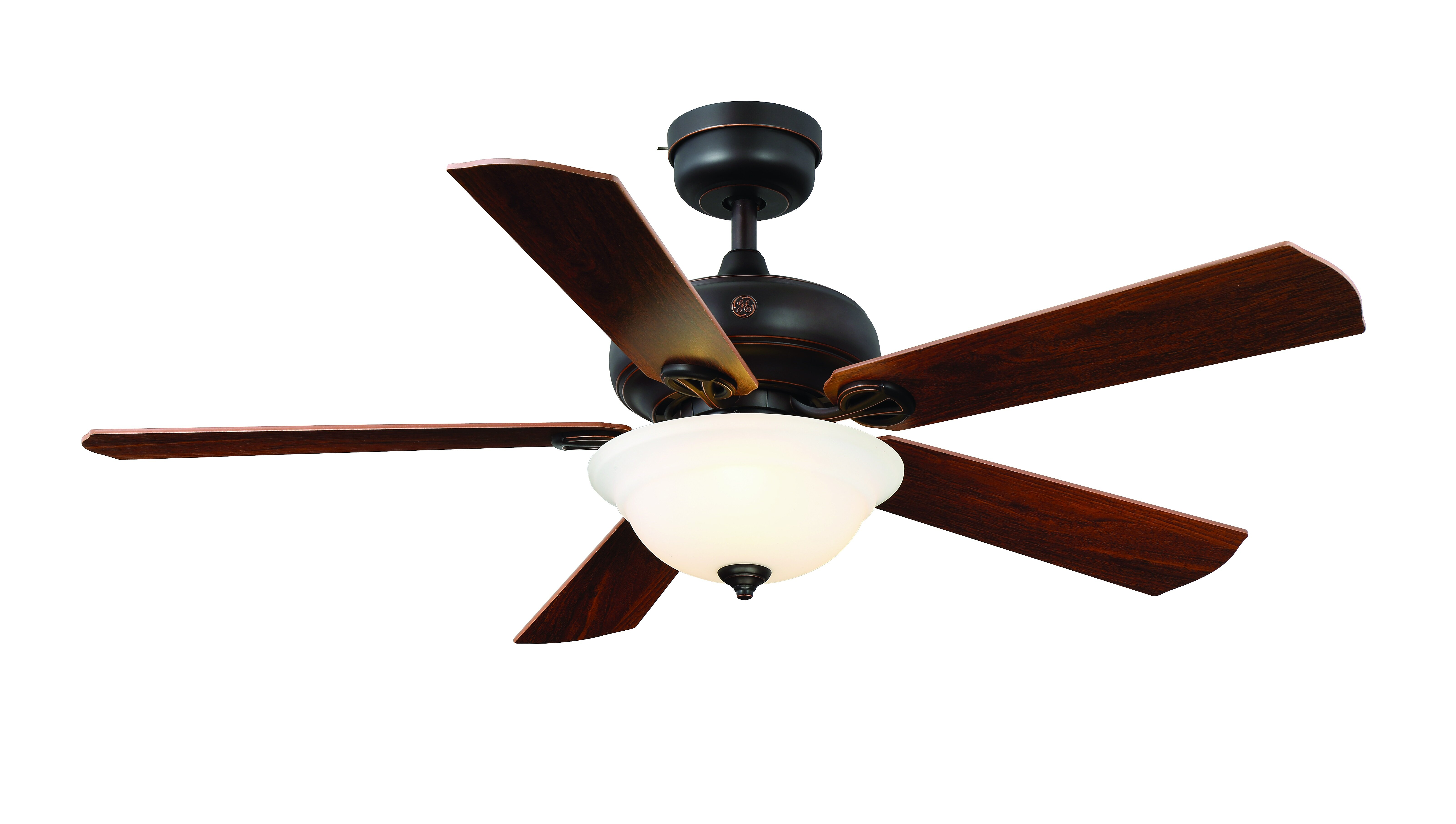 "GE 52"" Skyplug Selena 5 Blade Ceiling Fan with Remote & Reviews"