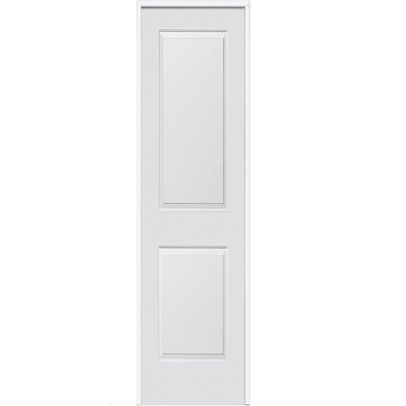 Carrara Smooth Surface Solid Panelled Prehung Interior Door