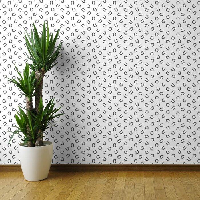 Saez Horseshoe Wallpaper Roll