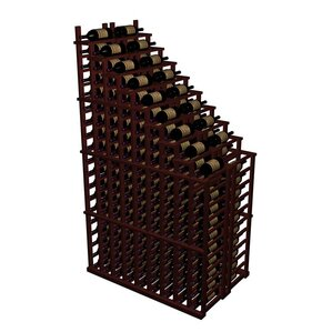 Designer Series 135 Bottle Floor Wine Rack by Wine Cellar Innovations