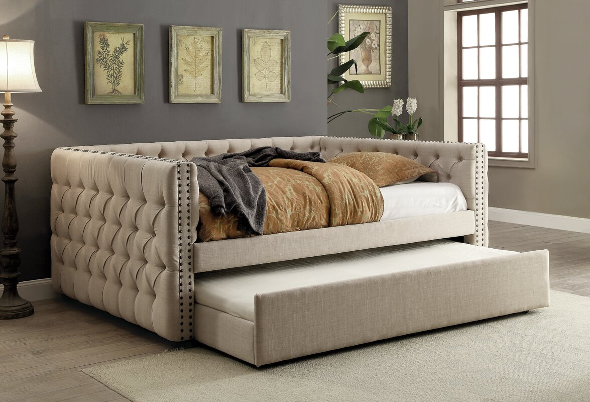 zael contemporary daybed. darby home co zael contemporary daybed  reviews  wayfair