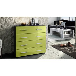 Yellow Chest Of Drawers You Ll Love Wayfair Co Uk