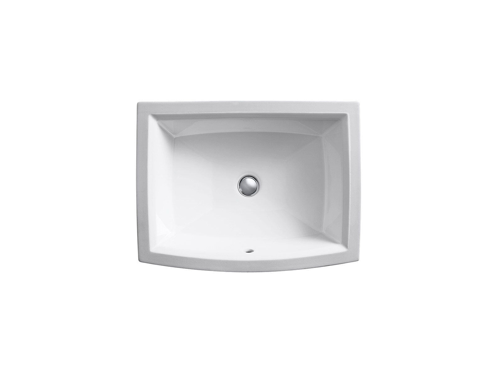 Tremendous Modern Undermount Bathroom Sinks Allmodern Beutiful Home Inspiration Xortanetmahrainfo