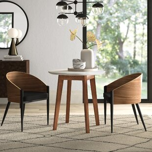 Copper Top Round Dining Table | Wayfair