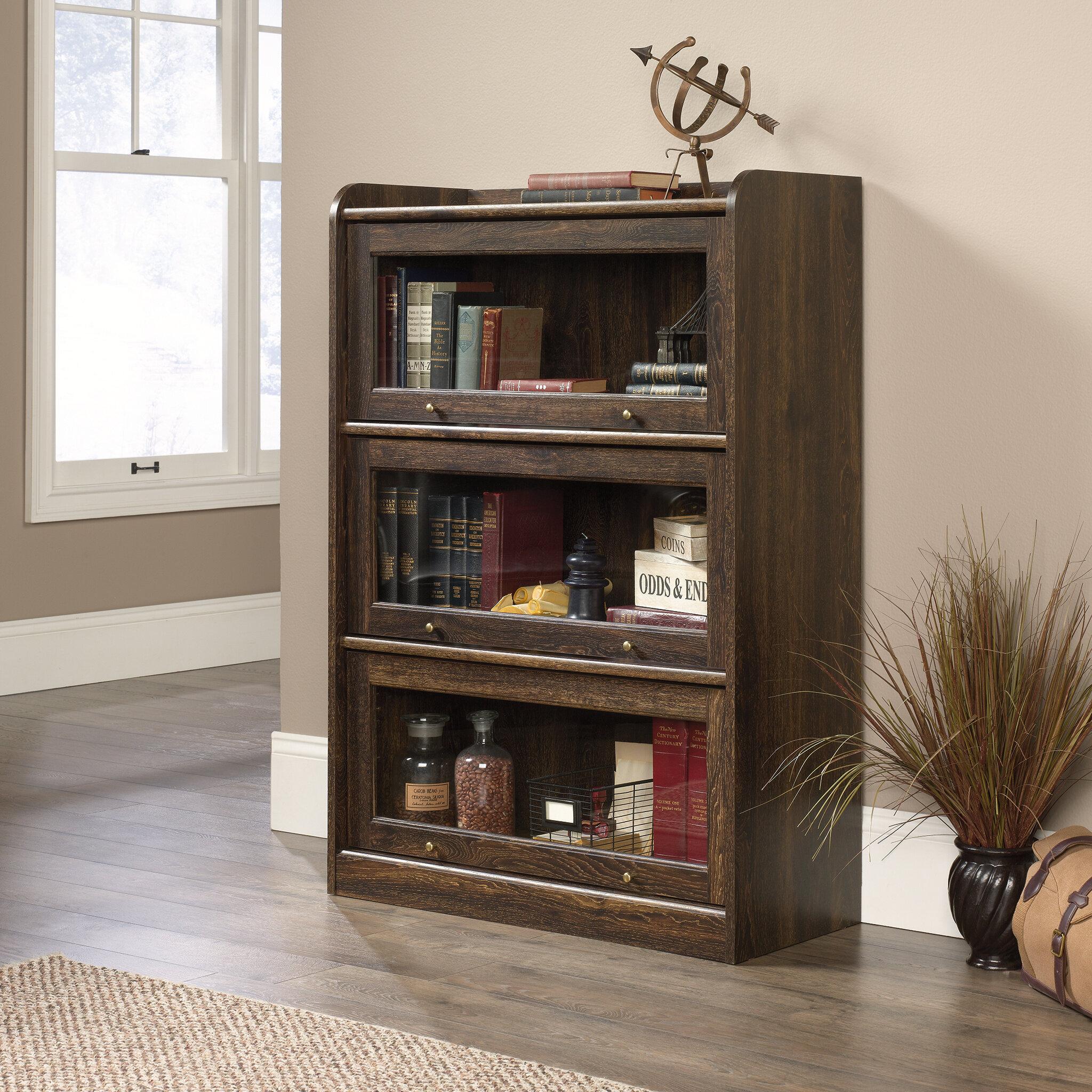 bookcases various c portfolio gothic bookcase style oak enclosed nigel northeast