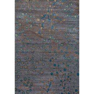 Chapman Gray/Blue Indoor/Outdoor Area Rug