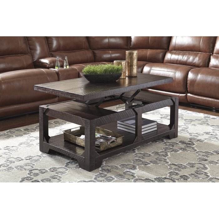 Lift Coffee Table.Boutwell Lift Top Coffee Table