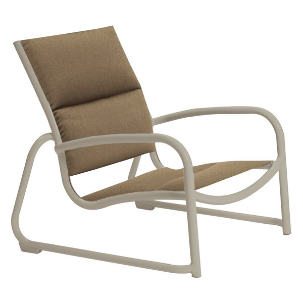 sc 1 st  Wayfair & Tropitone Millennia Padded Sling Patio Chair | Wayfair