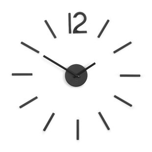 fresh idea whimsical clocks. Blink Analog Wall Clock Modern Clocks AllModern  Fresh Idea Whimsical Home Design Plan