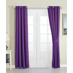 Light Purple Blackout Curtains