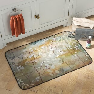Merveilleux Chilton Misty Woods Oversized Anti Fatigue Kitchen Mat