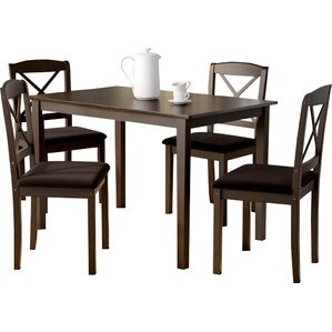 Scarlett 5 Piece Dining Set