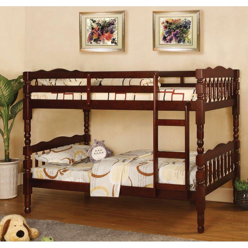 Hokku Designs Baltimore Twin Bunk Bed | Wayfair