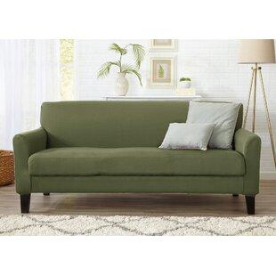 Green Sofa Slipcovers You Ll Love Wayfair Ca
