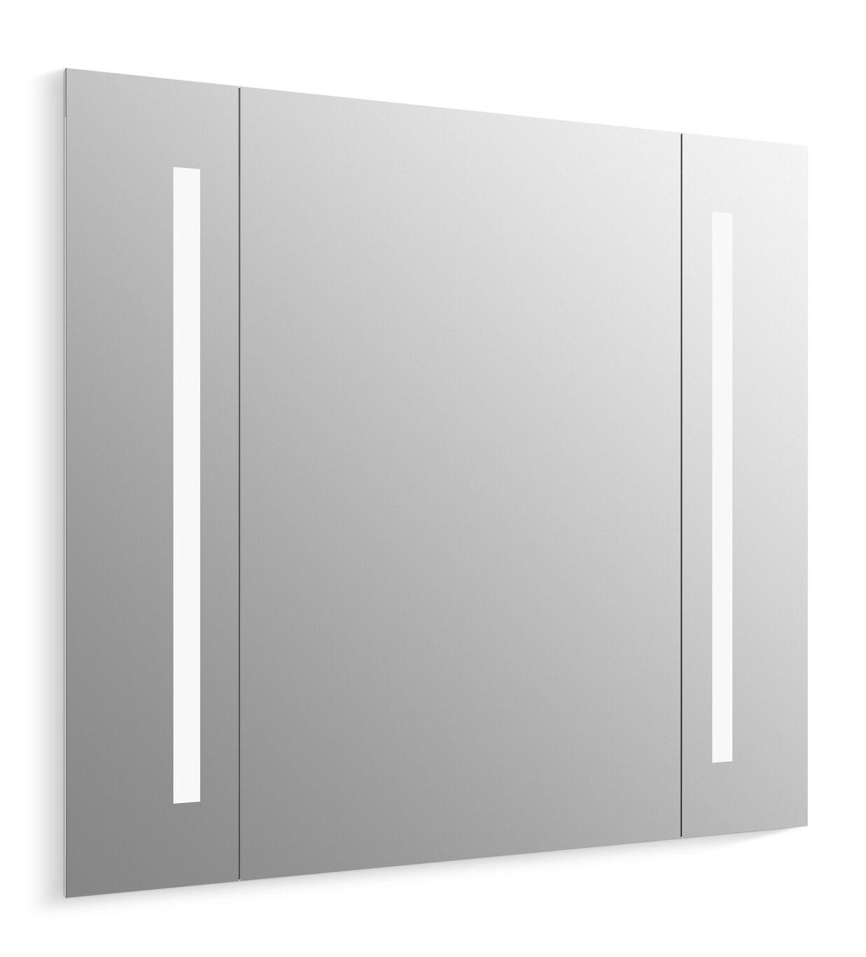 K-99573-TL-NA Kohler Verdera Lighted Bathroom/Vanity Mirror   Wayfair