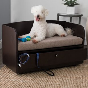 Merveilleux Connell Dog Sofa With Storage Drawer