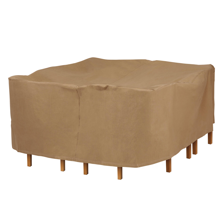 sc 1 st  Joss u0026 Main & Nicholson Square Patio Table u0026 Chairs Cover u0026 Reviews | Joss u0026 Main