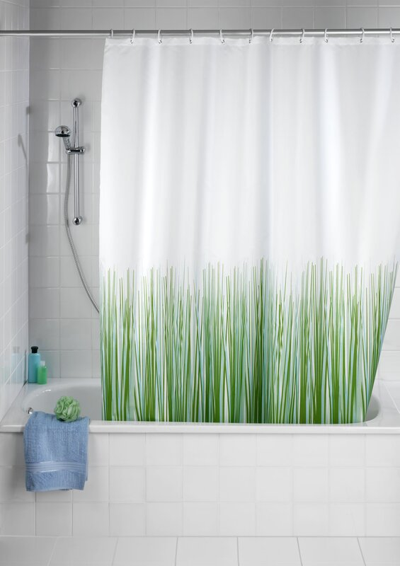 Wenko Anti Mould Shower Curtain & Reviews | Wayfair.co.uk
