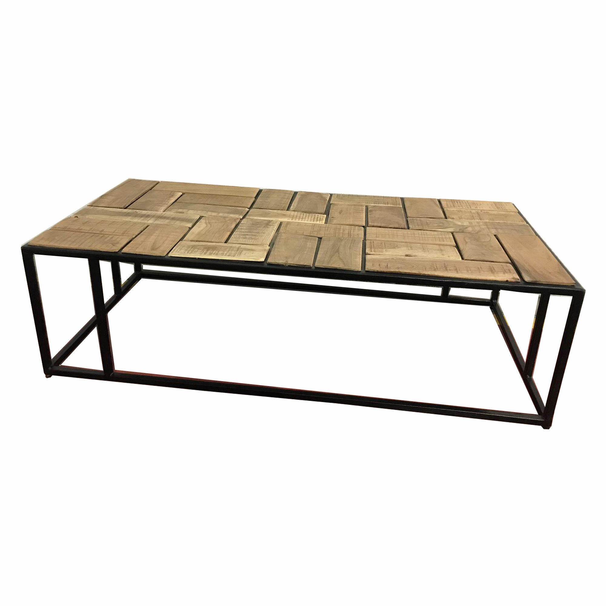 Bon Bookman Parquet Coffee Table