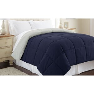 Down Alternative Reversible Comforter