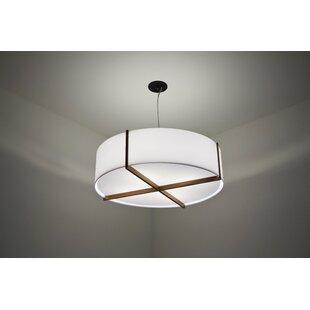 Straightforward Modern Pendant Light Irregular Circle Acrylic Lamp Lighting Chandeliers Suspended Lighting Bar Lobby Bedroom Livingroom Moderate Price Lights & Lighting Ceiling Lights & Fans