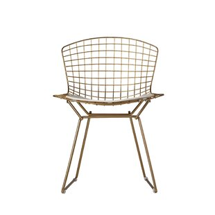 Emborough Gold Wire Dining Chair