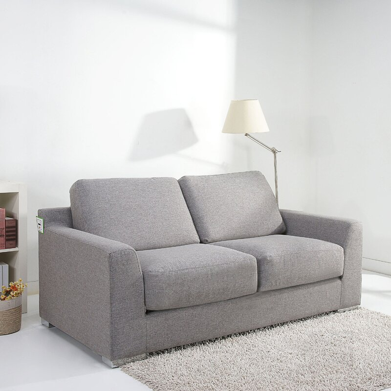 Wade Logan Winard 2 Seater Sofa Bed & Reviews | Wayfair.co.uk