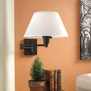 Aberdeenshire 1 Light Plug In Swing Arm Lamp