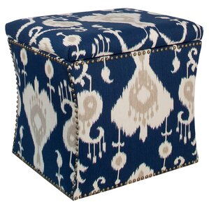 Padma Storage Ottoman by Skyline Furniture