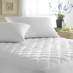 quilted bed bug waterproof mattress protector