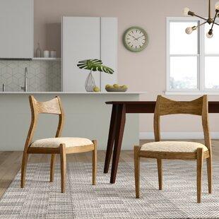Savion Upholstered Dining Chair (Set of 2)