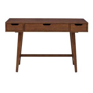 Nathan Solid Wood Writing Desk
