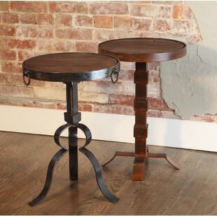 Exceptionnel Breanna Round Iron End Table