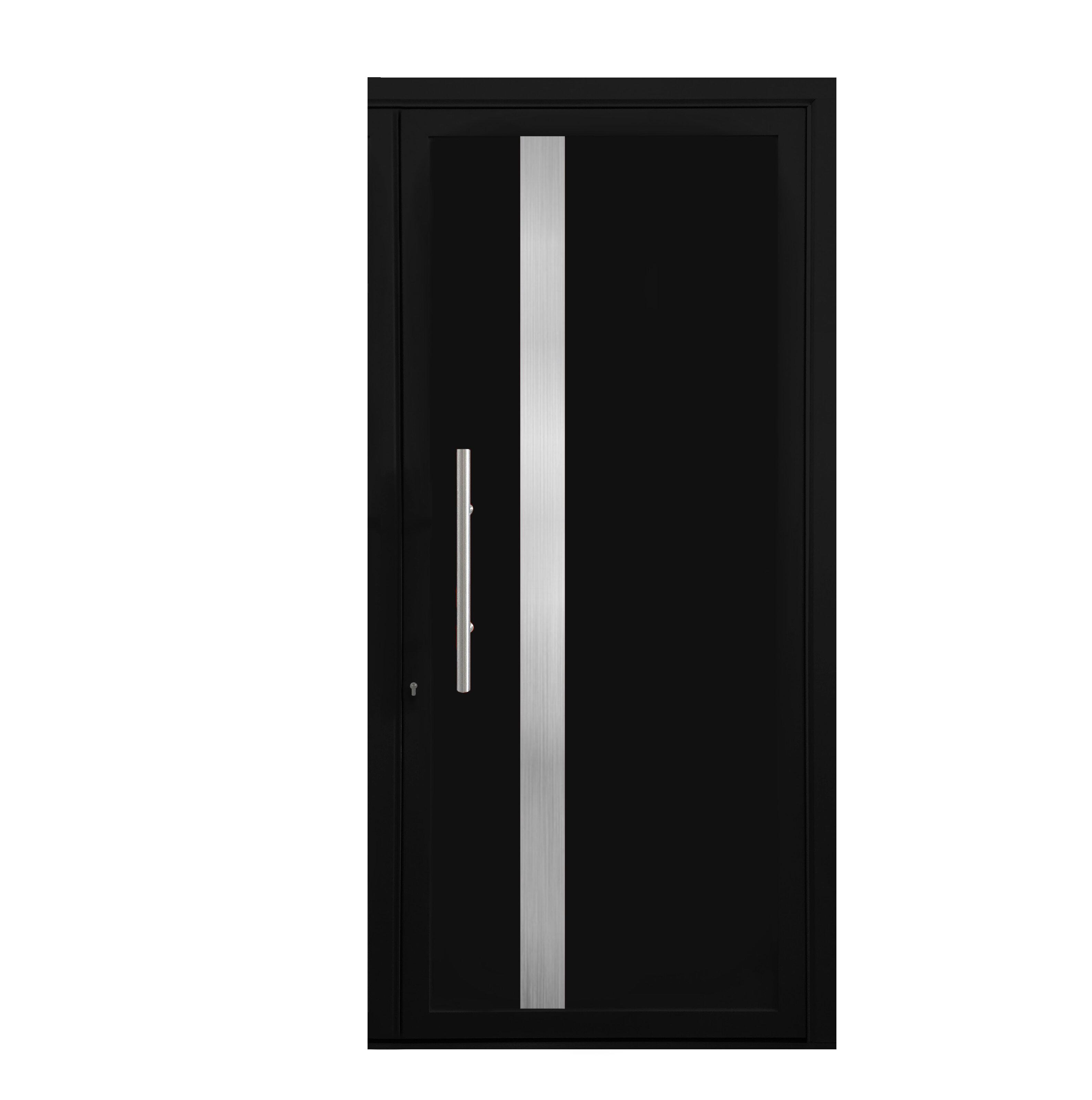 Gemini Aluminum Prehung Front Entry Door By Cbw Windows And Doors