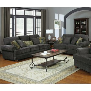 Norah 2 Piece Living Room Set by Infini Furnishings
