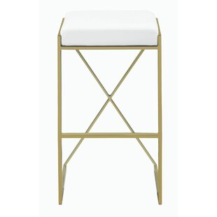 Unruh Metal Bar Stool