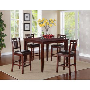 Westlake 5 Piece Counter Height Dining Se..