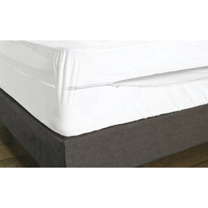 Lite PVC Zippered Hypoallergenic Mattress Protector by Kashi Home