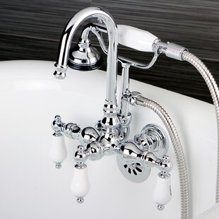 tub british with morris sh clawfoot faucet package randolph faucets inch shower telephone