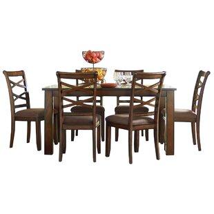 7 piece crossback dining set 7 piece kitchen  u0026 dining sets   joss  u0026 main  rh   jossandmain com