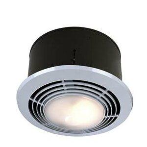 Ventilation 70 CFM Bathroom Fan with Heater