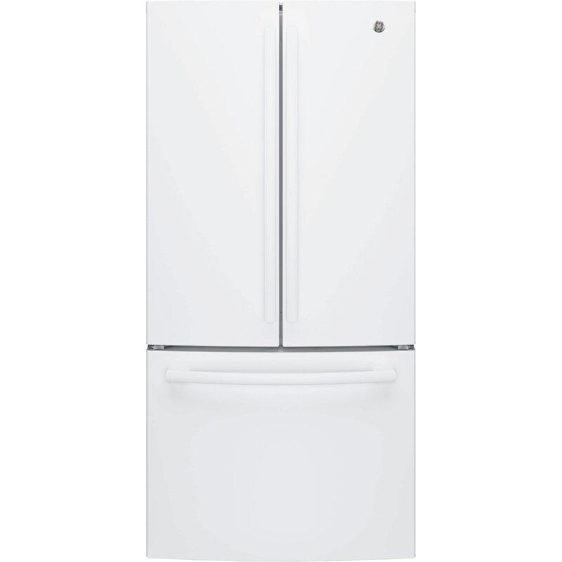 GE Appliances 24.8 cu. ft. Energy Star French Door Refrigerator