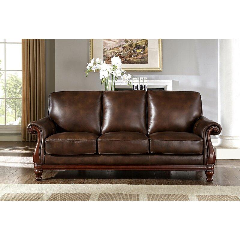 Autumn Top Grain Leather Sofa