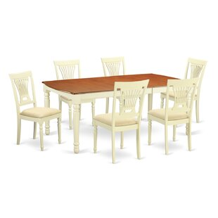 Carmel 7 Piece Dining Set