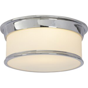Limewood 2-Light Flush Mount
