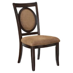 Montblanc Side Chair (Set of 2) by Steve Silver Furniture