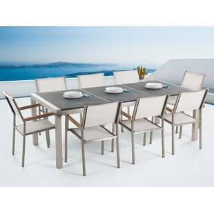Seto 8 Seater Dining Set
