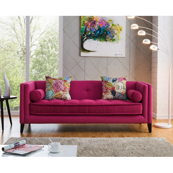 Brayden Studio Willilams Classic Modern Sofa | Wayfair