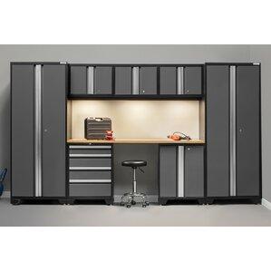 metal garage storage cabinets. bold 3.0 series 77.25\ metal garage storage cabinets