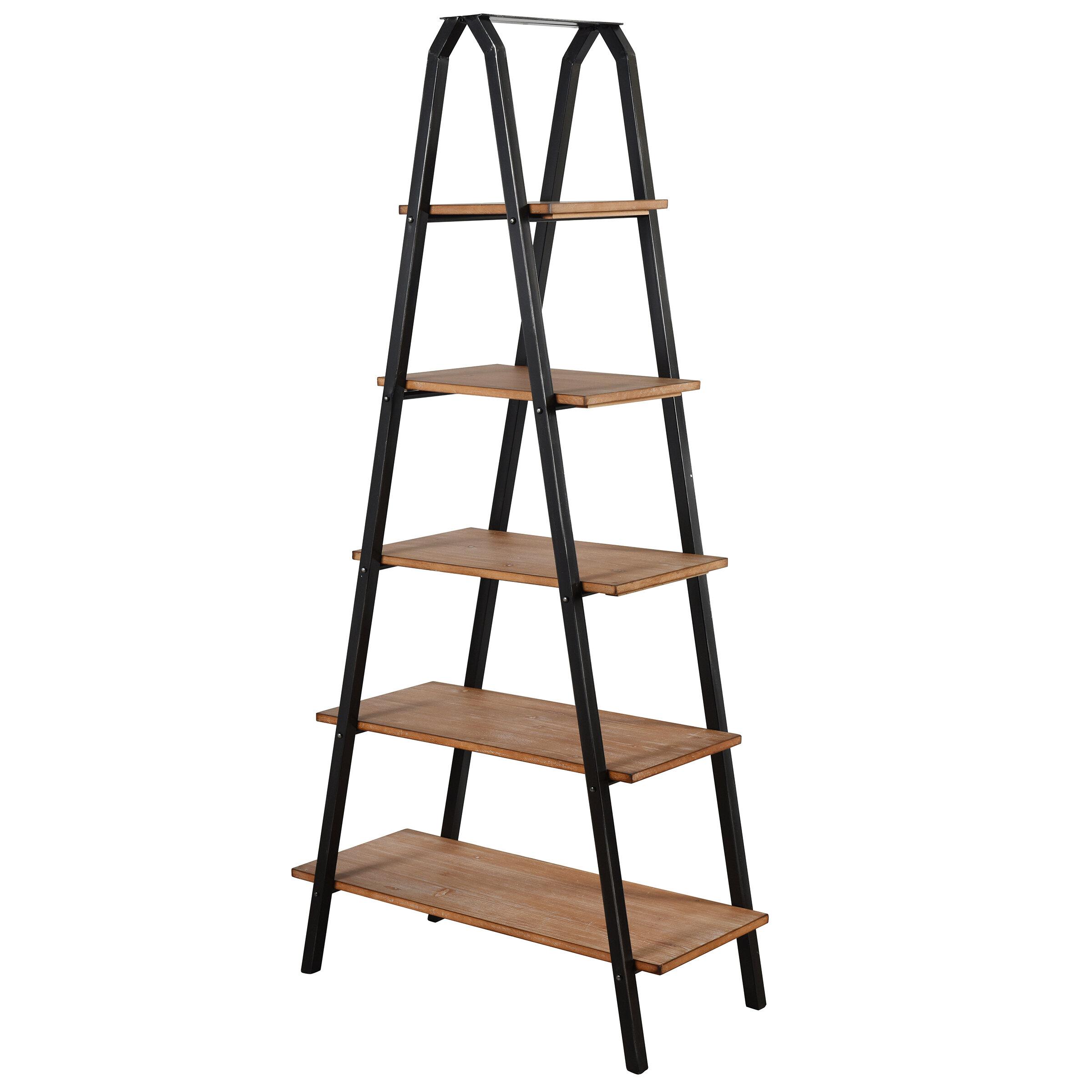 Wesley Ladder Bookcase